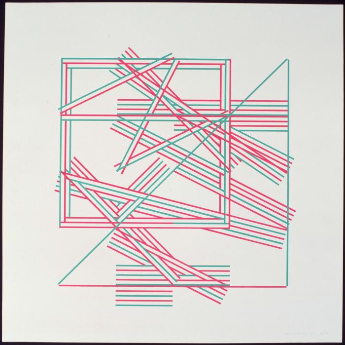 Chance and Order III (1971)