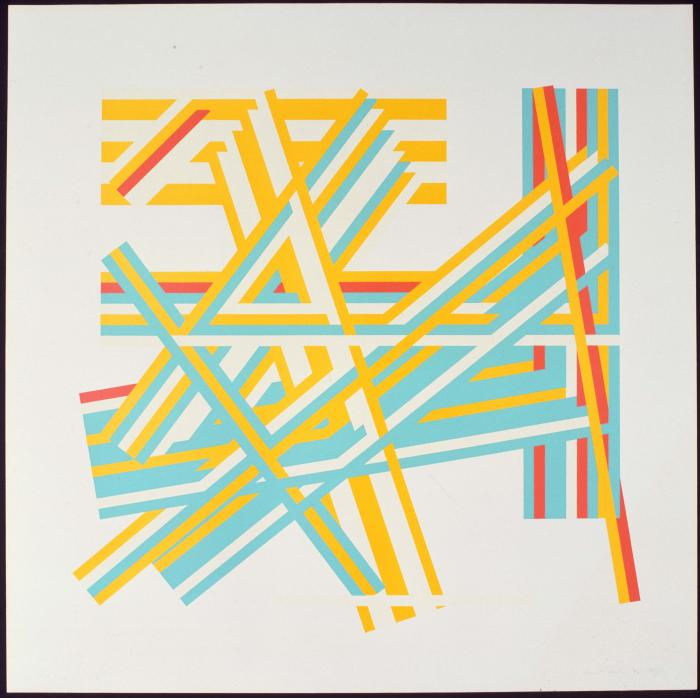Chance and Order IV (1971)